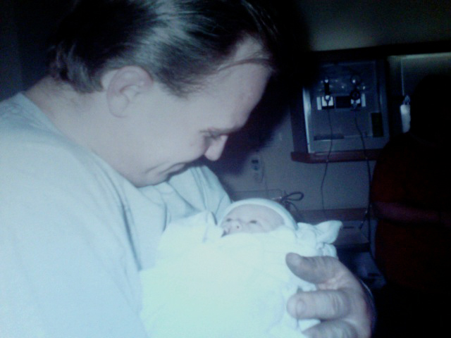 Daddy & Merci 2001