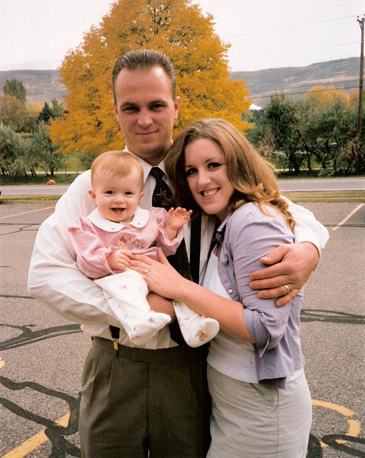Olsen Family 2001