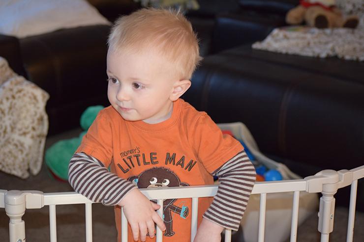 Nemi Mommy's Little Man 2015