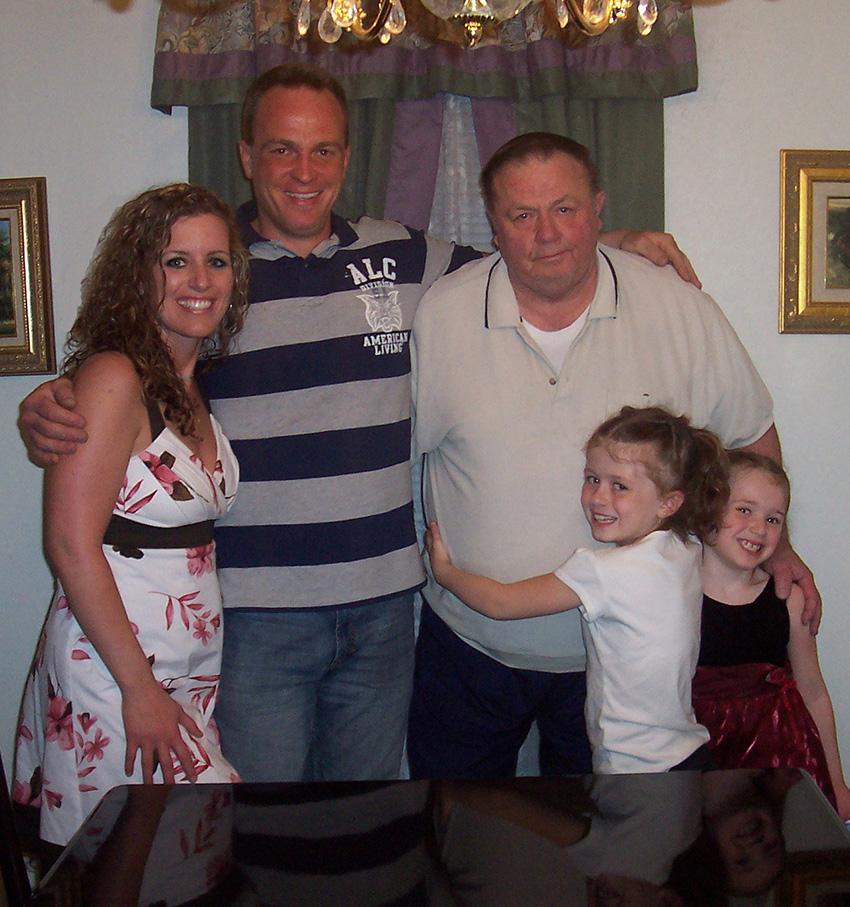 Olsen Family 2009