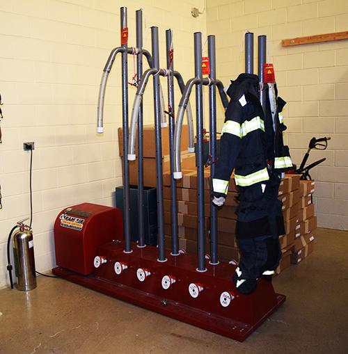 Firefighter Gear Dryer