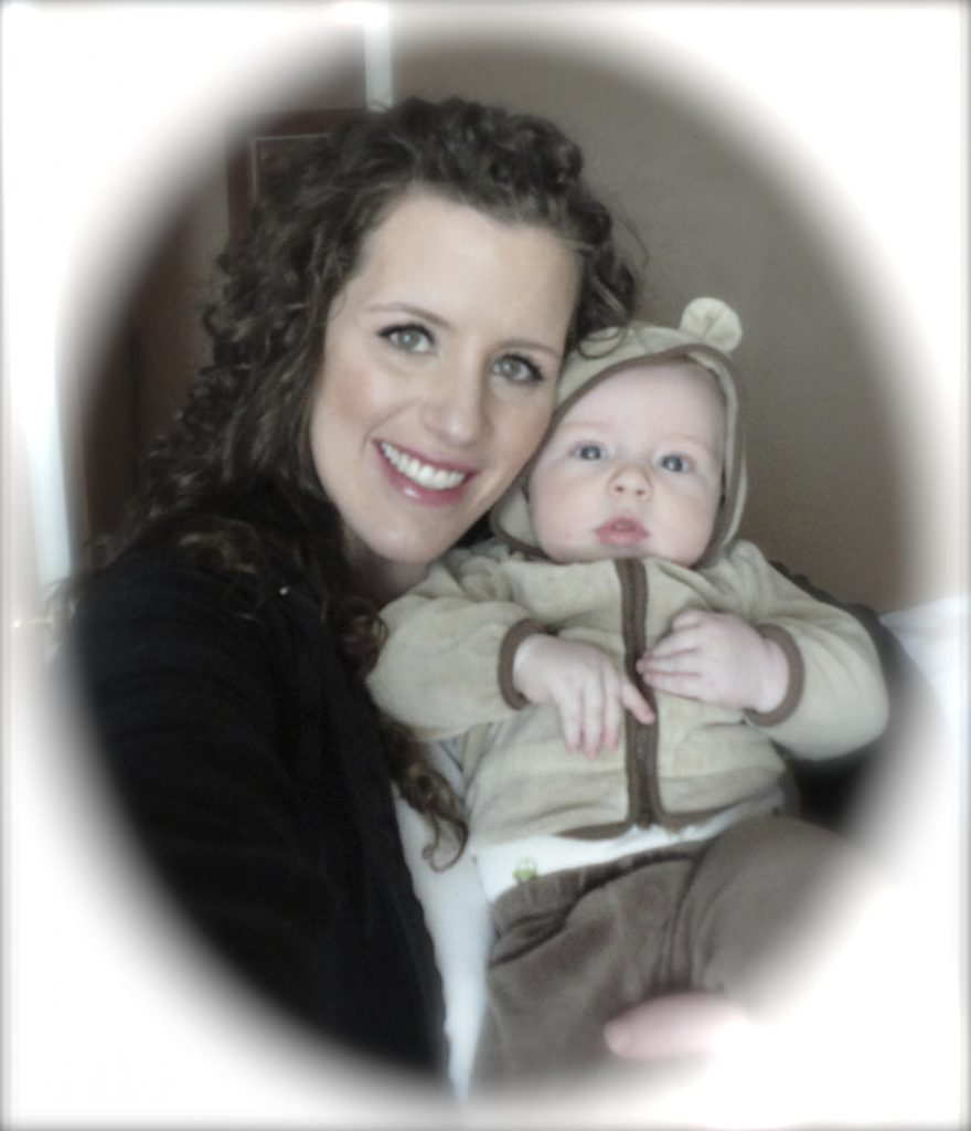 Mama and Baby noah